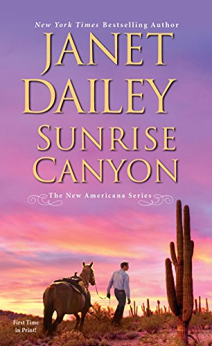 book cover of Sunrise Canyon