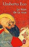 img - for Le Nom de la Rose (Le Livre De Poche) (French Edition) book / textbook / text book
