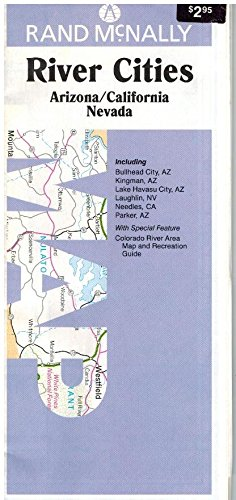 River Cities, Arizona/California/Nevada (1991-05-03) (Map Laughlin Nevada)