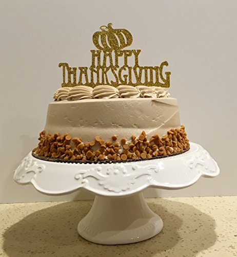 [USA-SALES] Thanksgiving Cake Topper Selection :