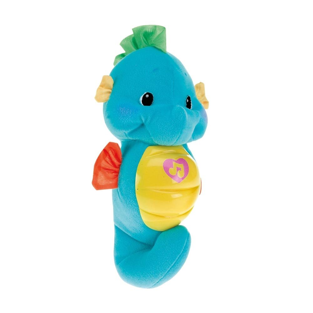 Amazon.com : Fisher Price M8581 - Seahorse Dreams Blue (mattel) : Glow Worm  : Baby
