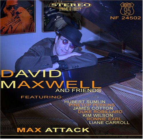 Max Attack by CD Baby