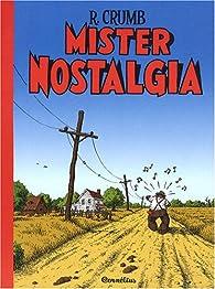 Mister Nostalgia par Robert Crumb