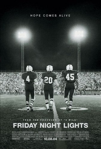 Image result for friday night lights poster