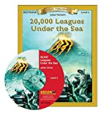 20,000 Leagues Under the Sea Read Along: Bring the Classics to Life Book and Audio CD Level 4 [With CD]