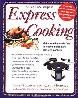 Express Cooking: Make Healthy Meals Fast in Today's Quiet, Safe Pressure Cookers (1557883637) | Amazon price tracker / tracking, Amazon price history charts, Amazon price watches, Amazon price drop alerts