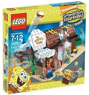 bottom Spongebob legos bikini