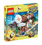 : LEGO SpongeBob The Krusty Krab