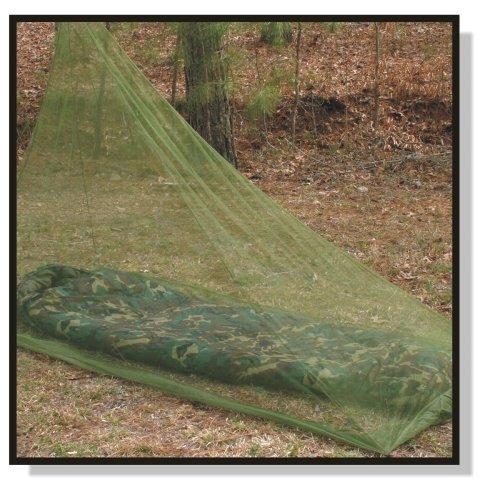 - Snugpak Bugproof Backpacker Mosquito Net, Olive Green