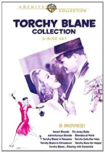 Torchy Blane Collection [USA] [DVD]