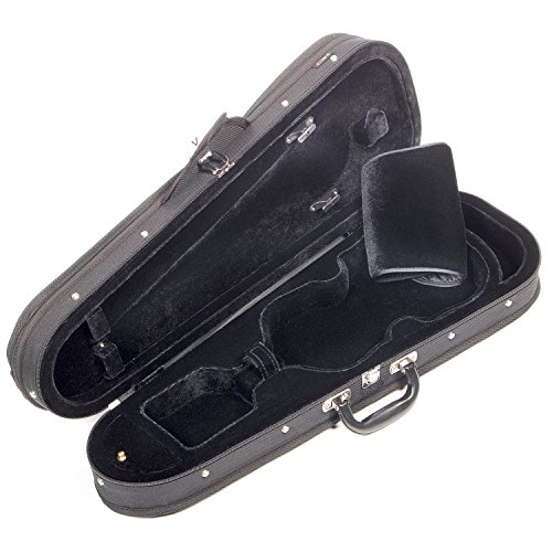 Core CC399 Dart-Shaped 3/4 Violin Case with Black Velvet Interior by Core (Image #1)
