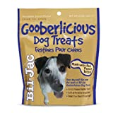 Bil-Jac Gooberlicious Peanut Butter Dog Treats 10 oz, 2 Pack