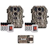 Stealth Cam 7 Megapixel Compact Scouting/Trail Cameras (P18) Camouflage: 2-Pack