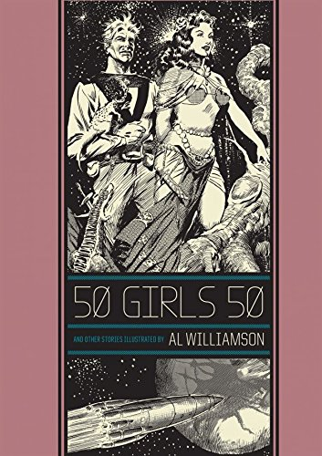50 Girls 50 and Other Stories (The EC Comics Library)]()
