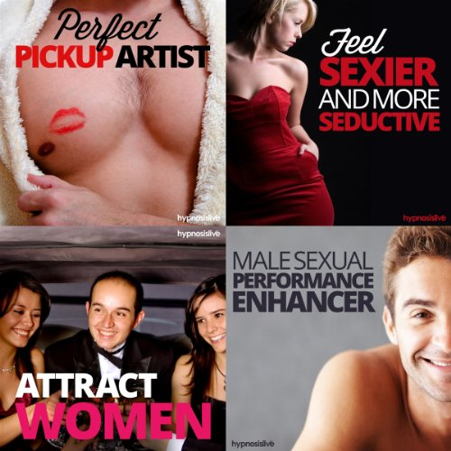 The Pickup Artist Hypnosis Bundle: Get Any Girl You Desire, with Hypnosis