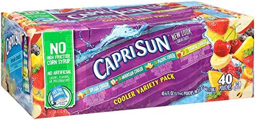 Caprisun Juice Variety Pouches Coolers Pack as Original, 40 Count by Capri Sun (Image #5)
