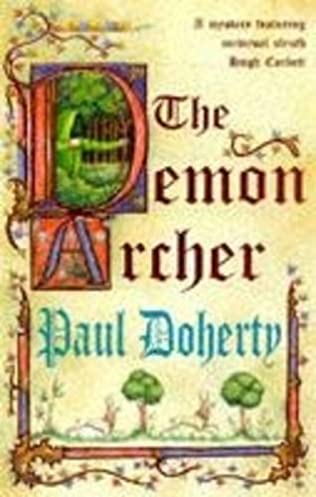 book cover of The Demon Archer