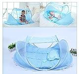 Baby Travel Bed, Portable Folding Baby Crib