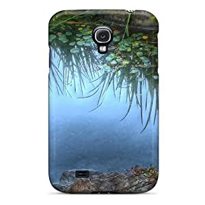 Tpu Fashionable Design Beautiful Natural Pool Hdr Rugged Case Cover For Galaxy S4 New