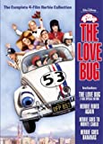 Herbie the Love Bug Collection (The Love Bug/Herbie Goes to Monte Carlo/Herbie Goes Bananas/Herbie Rides Again)
