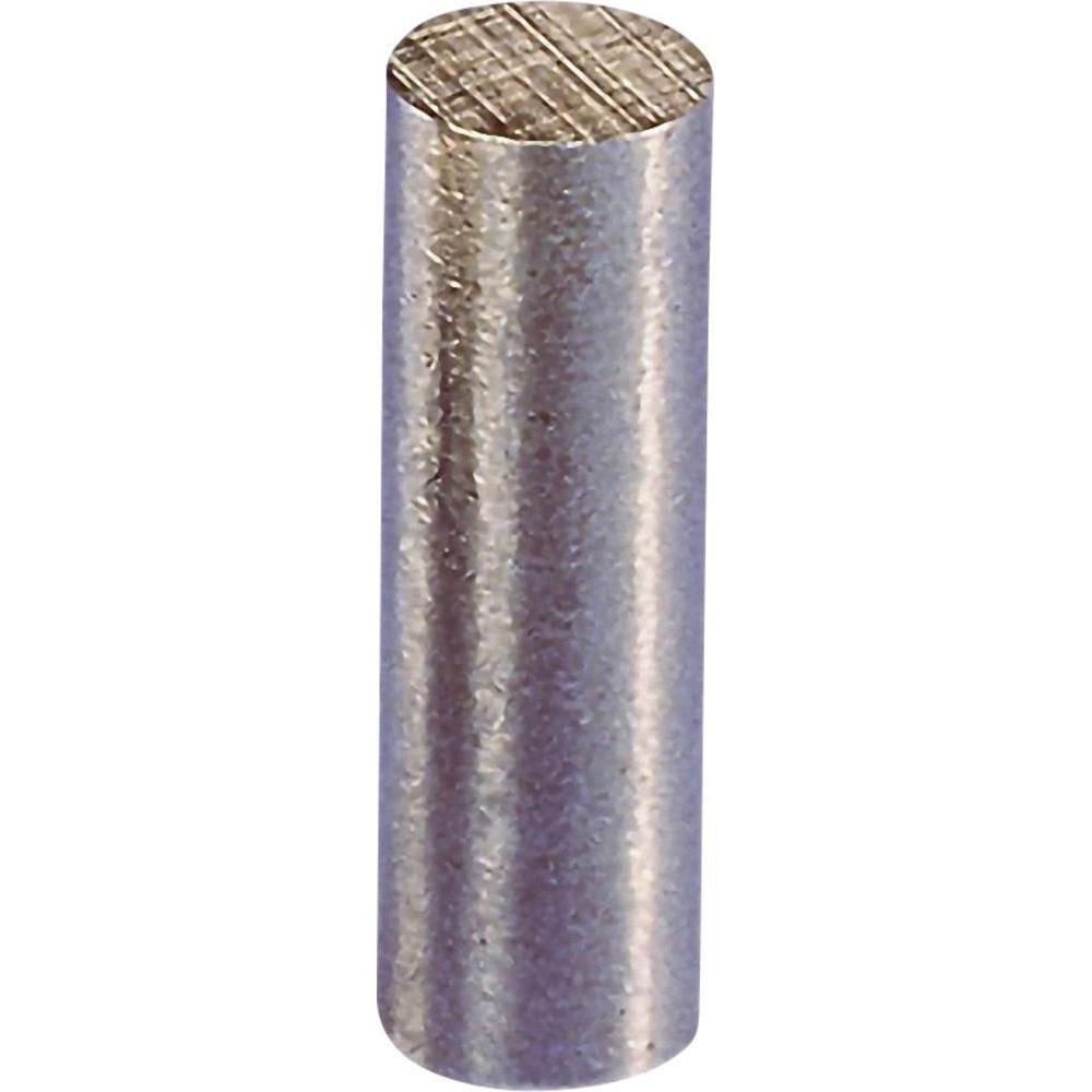 Aimant en barre cylindrique en AlNiCo, Ø 3mm x 10mm, sans revêtement, 1 pièce