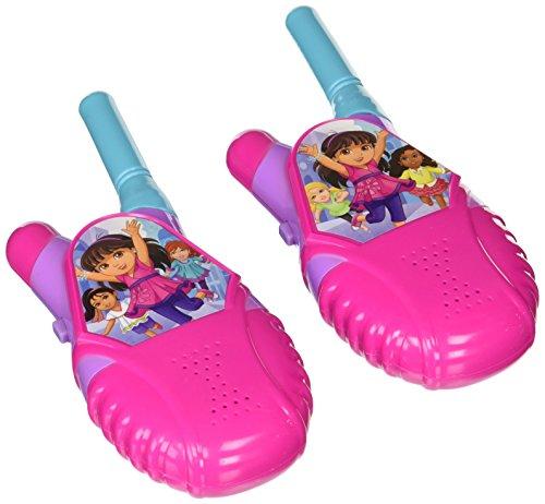 Walkie Talkie Dora - Walkie Talkie 13067 Nickelodeon Dora The Explorer