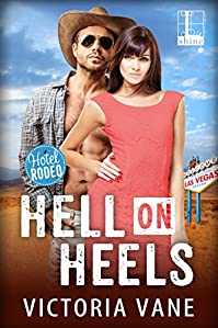 Hell On Heels by Victoria Vane ebook deal