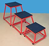 •TDS Adjustable 12/18/24, Plyometric Jump Boxes for CrossFit, Agility Workouts and Jump Exercises. Same day shipping from our modern 110,000 sq. ft warehouse