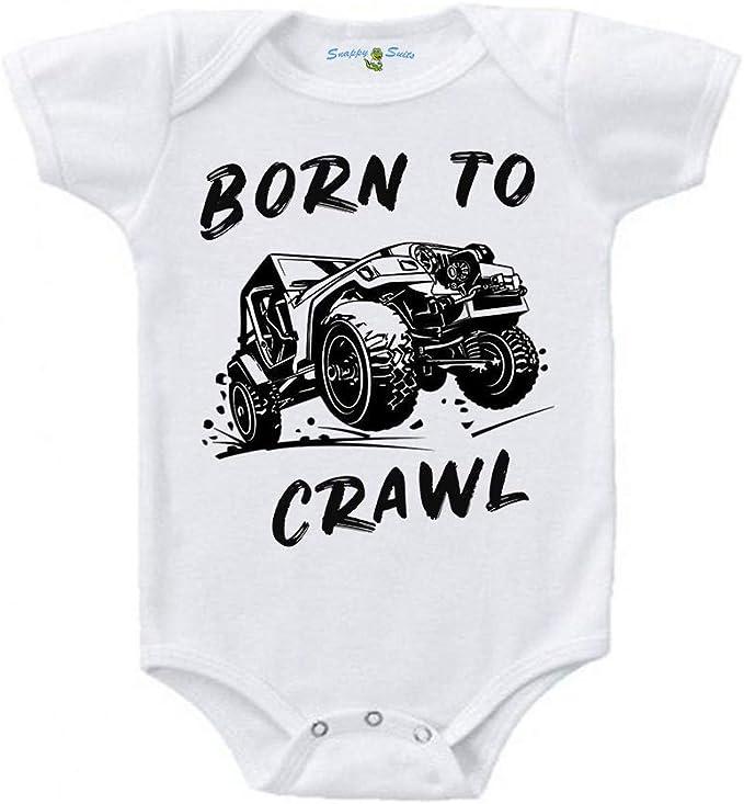 Dodge RAM Trucks Authentic Licensed Gerber Onesie Baby Infant Romper 4x4 Motor