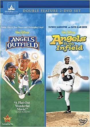 f1e19df05d9 Amazon.com  Angels In The Outfield Angels In The Infield 2-Movie  Collection  Angels in the Outfield   Infield