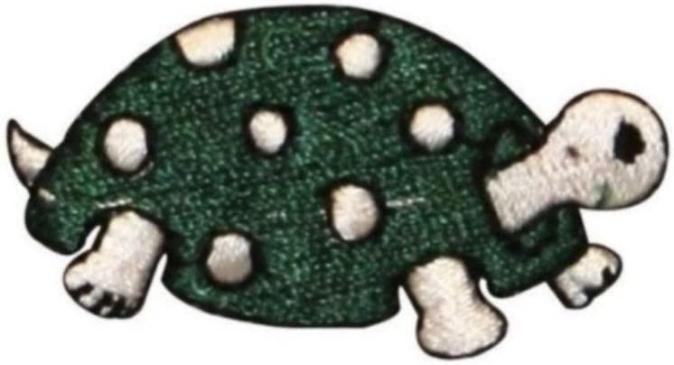 Amazon Com Id 0729d Cartoon Spotted Turtle Patch Cute Shell