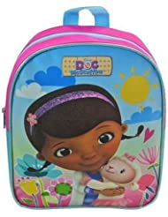 Disney Doc Mc Stuffins 11 Mini Toddler Backpack Bag
