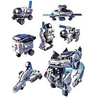 7X1 Eco-Space - Kit para construir robots solares