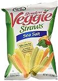 Sensible Portions Garden Veggie Straws with Sea Salt 1 Box of 6 – 1 Oz Bags