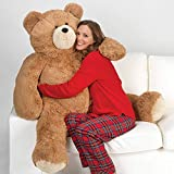Vermont Teddy Bear - Giant Teddy Bear, 4 Ft Plush Bear Stuffed Animal, Brown