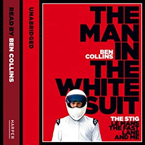 The Man in the White Suit Audiobook