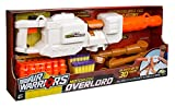 Buzz Bee Toys Air Warriors Motorized Overlord Blaster