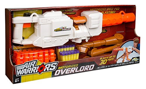 Buzz Bee Toys Air Warriors Motorized Overlord - Buzz Toys Bee