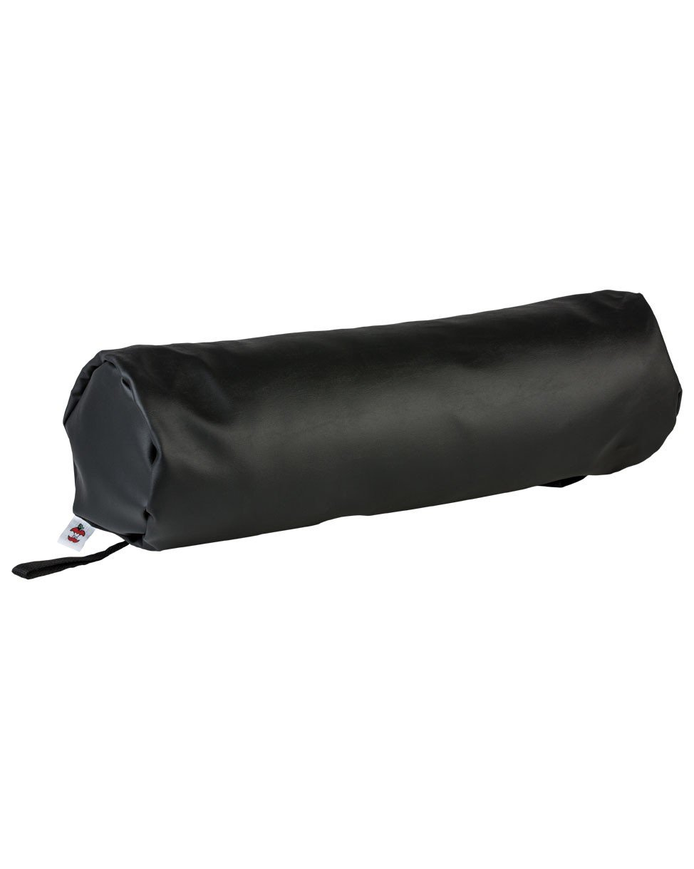 Fluffy Bolster - 8'', Black by Core Products