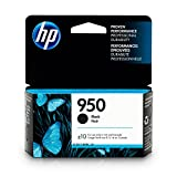 HP CN049AN#140 950 Black Ink Cartridge (CN049AN) for Officejet Pro 251, 276, 8100, 8600, 8610, 8620, 8625, 8630