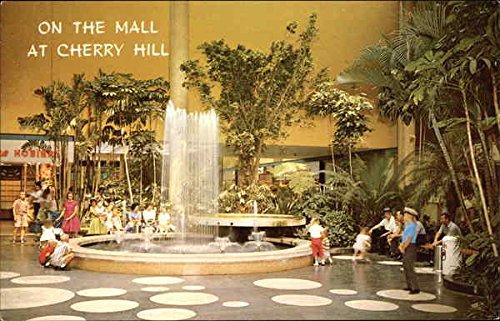 Cherry Hill Shopping Center - Cherry Court Cherry Hill, New Jersey Original Vintage - Hills Center Shopping Cherry