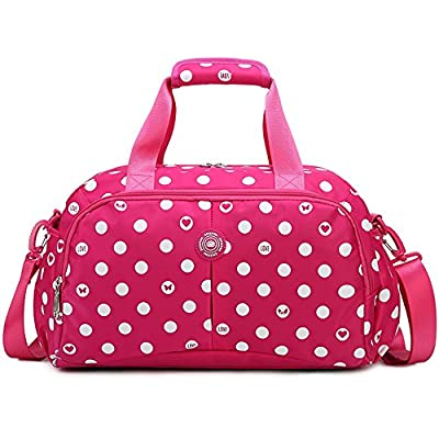 Fashion Duffle Travel Bag Tote for Women Waterproof Camp Bag good