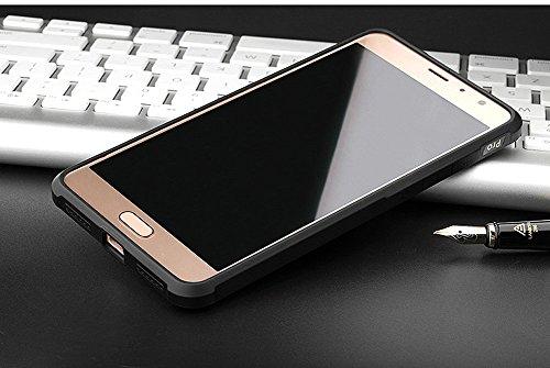 Hevaka Blade Xiaomi Redmi Note 4X Funda - TPU Carcasa Smart Case Cover Para Xiaomi Redmi Note 4X - Gris Azul