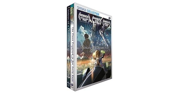 Shinkai: Collection [USA] [DVD]: Amazon.es: Shinkai: Cine y ...