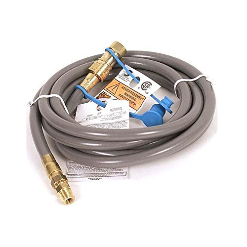 Patio Heater Hiland Natural Gas Hose 12' Hose FCPNG-HOSE by FIREPLACE CLASSIC PARTS