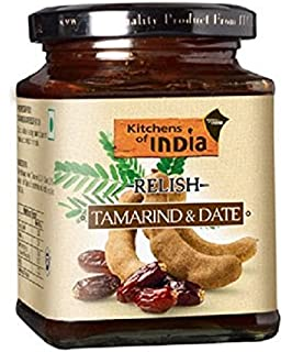 Kitchens Of India Tamarind And Date Relish, 300g
