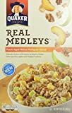 Real Medleys Cereal, Peach Apple, 15.5 Oz