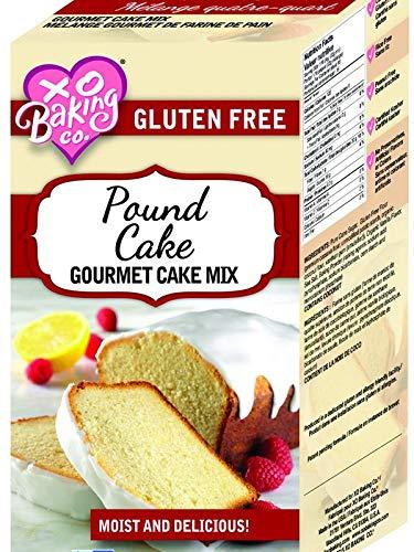 Xo Baking Pound Cake Mix, 18 Ounce