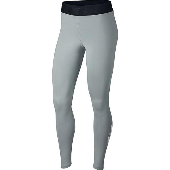 c94a97cd5a Nike Sportswear Leg-A-See Leggings Women Grey: Amazon.co.uk: Clothing