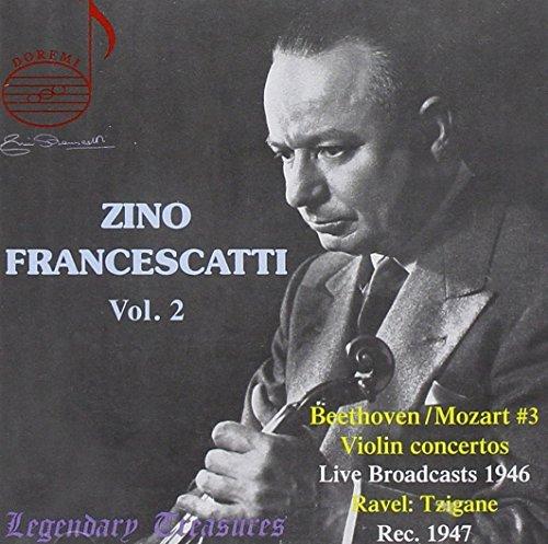 Zino Francescatti, Vol. 2 by DHR